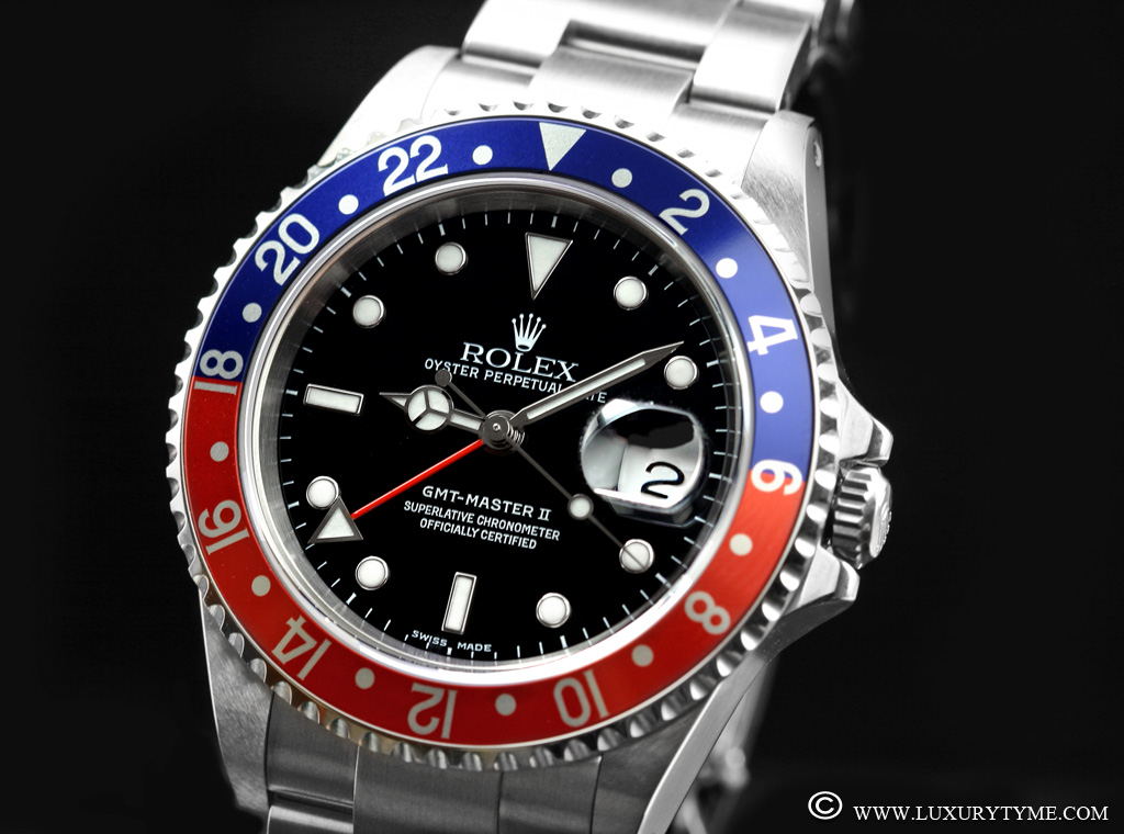 Buy Rolex GMT Master II model 16570 , Sold Rolex Watches Sydney